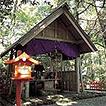 山王神社 【ユネッサン敷地内】