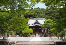 鎌倉時代からの名刹。