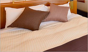 選べる枕で快眠サポート