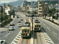 長崎観光に便利な路面電車【ONE DAY】フリープラン