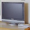 液晶テレビとVOD(有料放送)