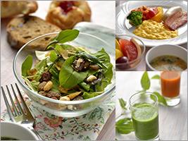 美と健康を意識してスーパーフードを取り入れた身体が欲しがる朝食