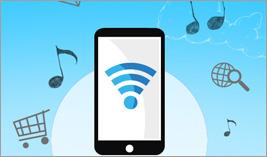 高速インターネット無線LAN接続無料