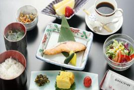 銀座の朝食「和食」