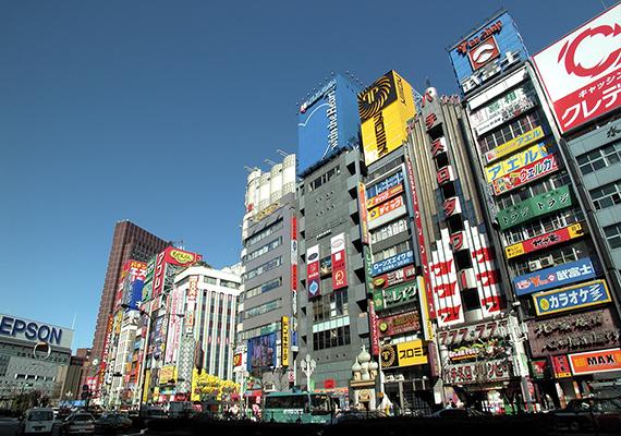 新宿三丁目画像